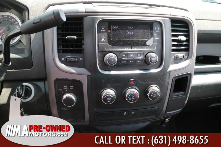 "Used Ram 1500 4WD Quad Cab 140.5"" Express 2015   M & A Motors. Huntington, New York"