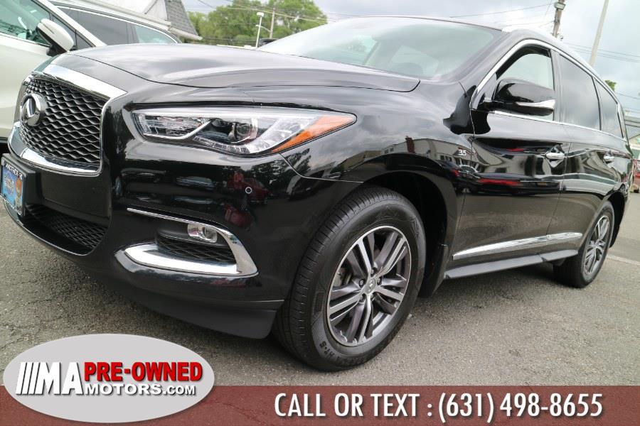 Used INFINITI QX60 2019.5 PURE AWD 2019 | M & A Motors. Huntington, New York