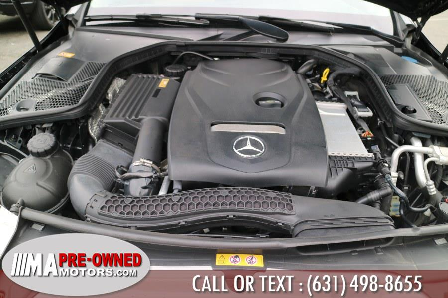 Used Mercedes-Benz C-Class sports 4matic 4dr Sdn C 300 Sport 4MATIC 2016 | M & A Motors. Huntington, New York