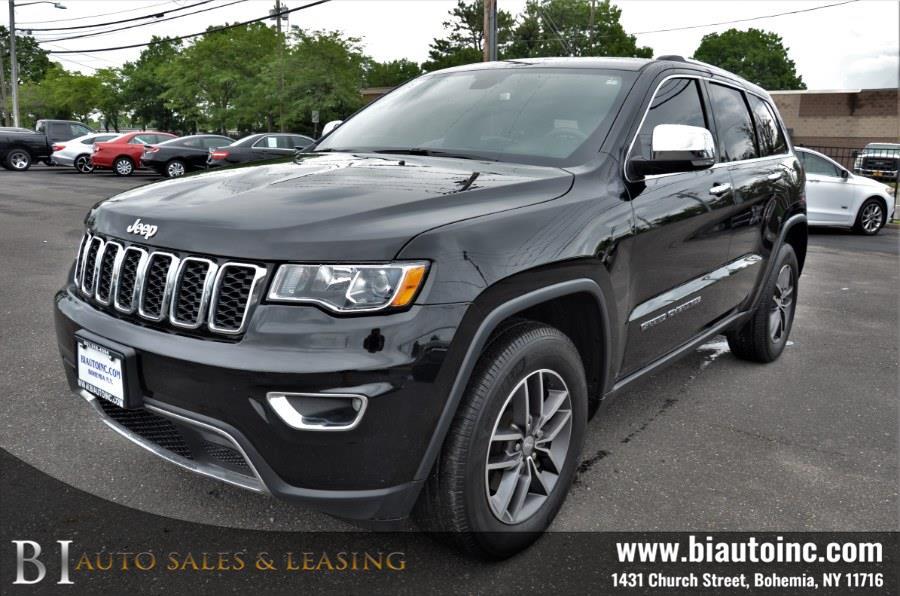 Used Jeep Grand Cherokee Limited 4x4 2018   B I Auto Sales. Bohemia, New York