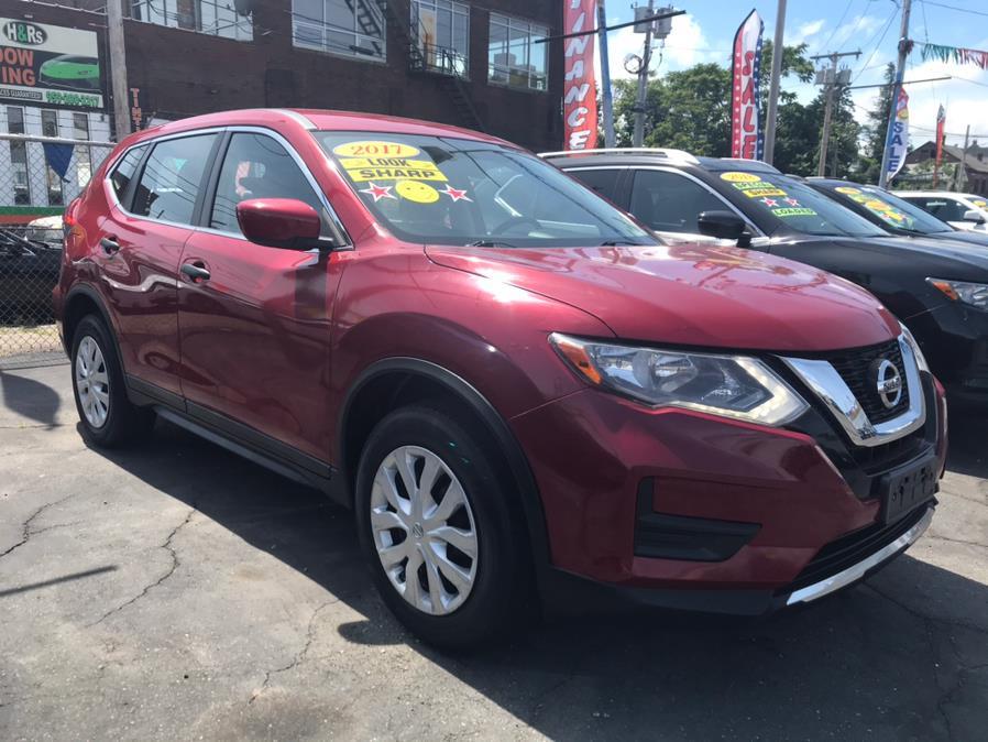 Used Nissan Rogue AWD SL 2017   Affordable Motors Inc. Bridgeport, Connecticut