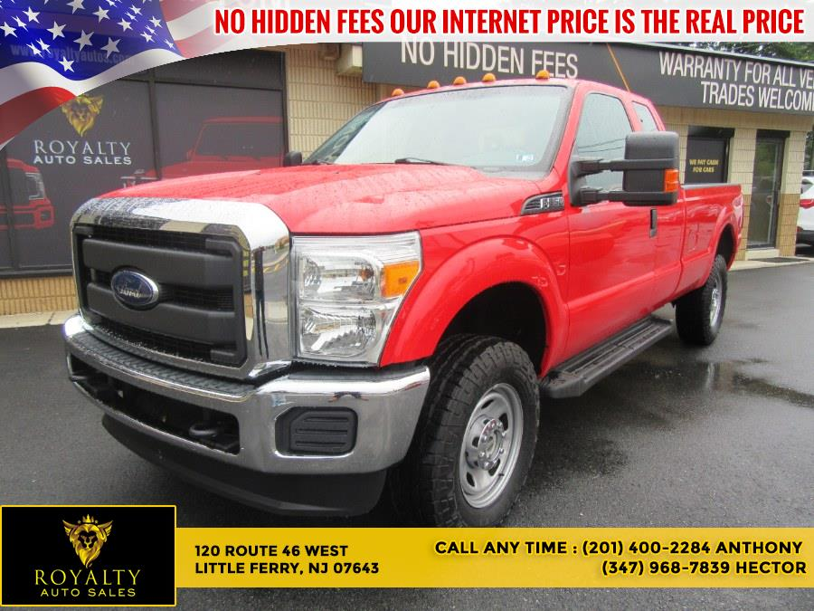 """Used Ford Super Duty F-350 SRW 4WD SuperCab 158"""" XL 2016 