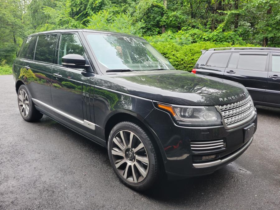 Used 2014 Land Rover Range Rover in Shelton, Connecticut | Center Motorsports LLC. Shelton, Connecticut