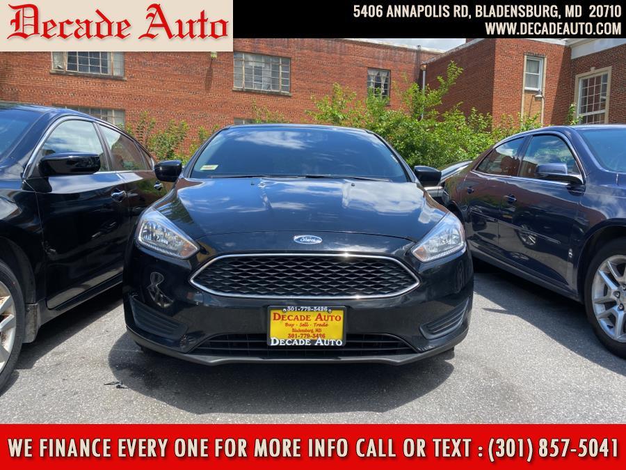Used 2018 Ford Focus in Bladensburg, Maryland | Decade Auto. Bladensburg, Maryland