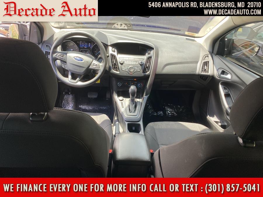 Used Ford Focus SE Hatch 2018 | Decade Auto. Bladensburg, Maryland
