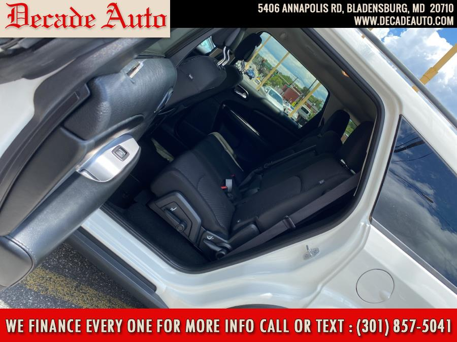 Used Dodge Journey AWD 4dr SXT 2016 | Decade Auto. Bladensburg, Maryland