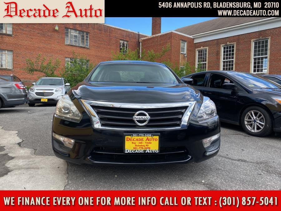 Used 2015 Nissan Altima in Bladensburg, Maryland | Decade Auto. Bladensburg, Maryland