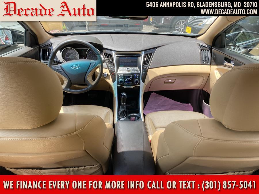 Used Hyundai Sonata 4dr Sdn 2.4L Auto Ltd 2011   Decade Auto. Bladensburg, Maryland