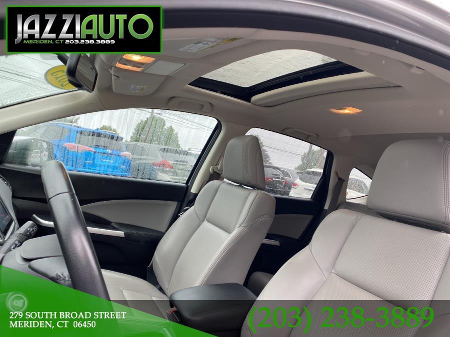 Used Honda CR-V AWD 5dr EX-L w/Navi 2015   Jazzi Auto Sales LLC. Meriden, Connecticut