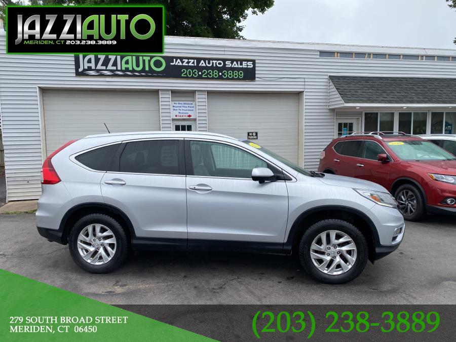 Used 2015 Honda CR-V in Meriden, Connecticut   Jazzi Auto Sales LLC. Meriden, Connecticut