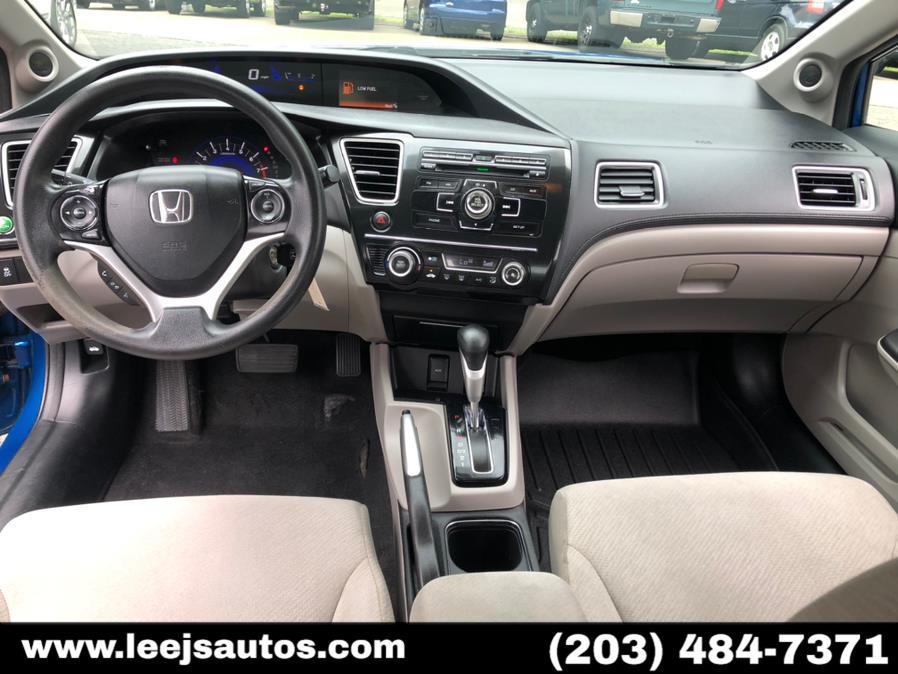 Used Honda Civic Sdn 4dr Auto EX 2013 | LeeJ's Auto Sales & Service. North Branford, Connecticut