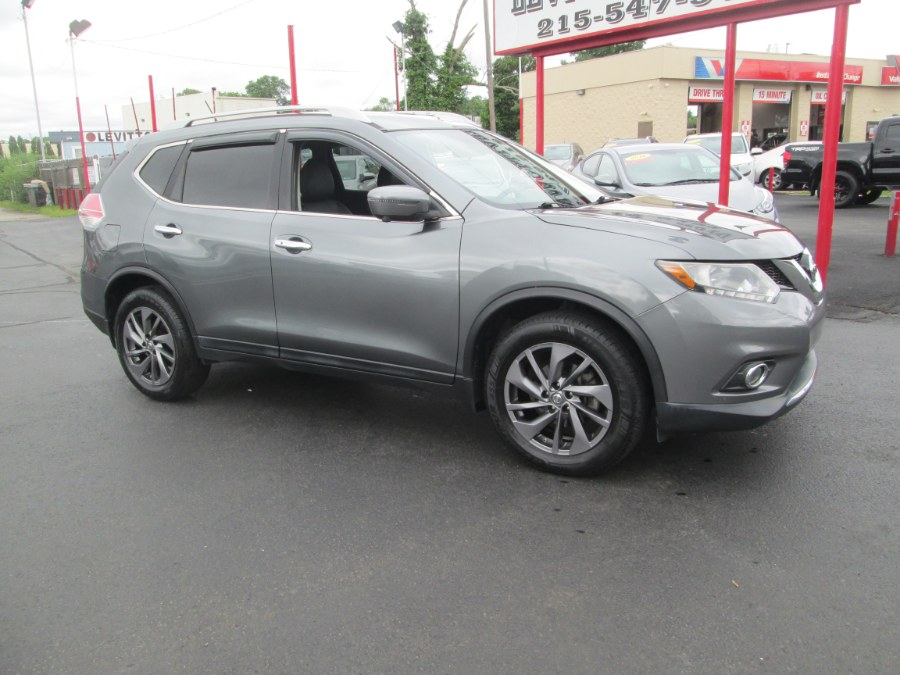 Used 2016 Nissan Rogue in Levittown, Pennsylvania | Levittown Auto. Levittown, Pennsylvania