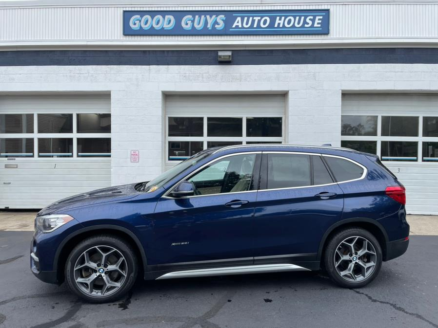 Used 2016 BMW X1 in Southington, Connecticut | Good Guys Auto House. Southington, Connecticut
