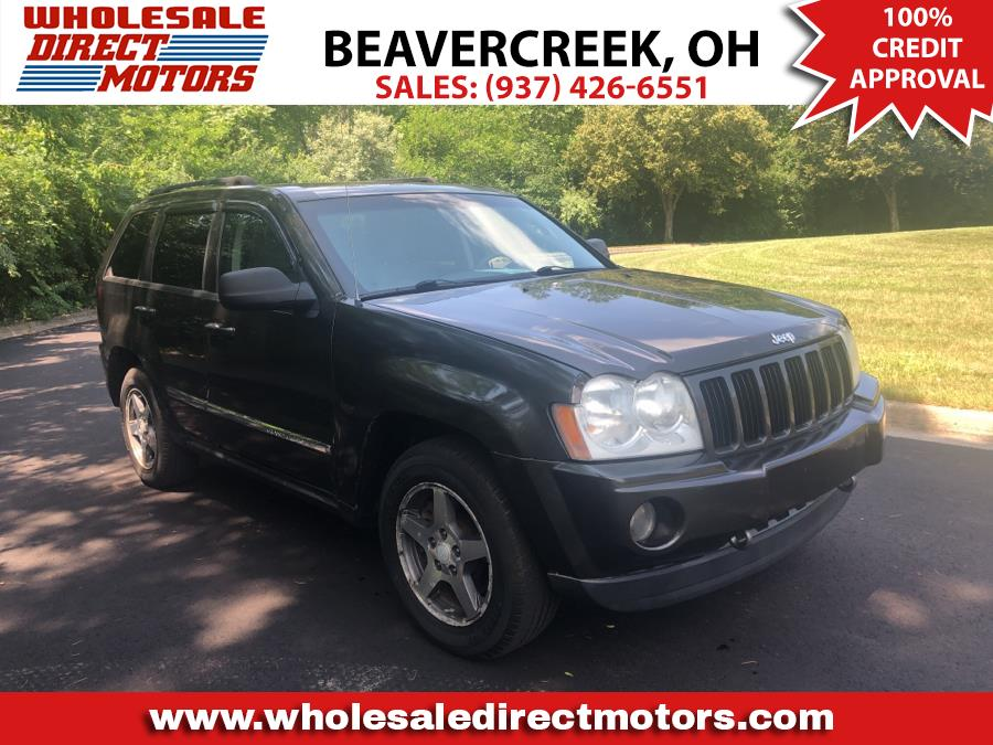 Used Jeep Grand Cherokee 4dr Laredo 4WD 2006   Wholesale Direct Motors. Beavercreek, Ohio