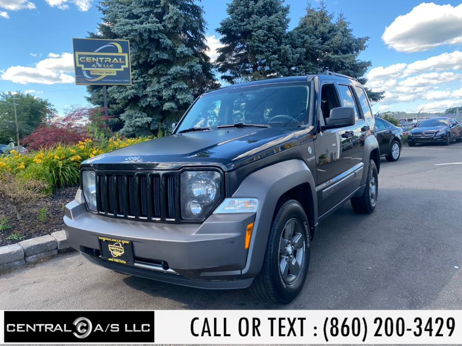 Used Jeep Liberty 4WD 4dr Renegade 2011 | Central A/S LLC. East Windsor, Connecticut