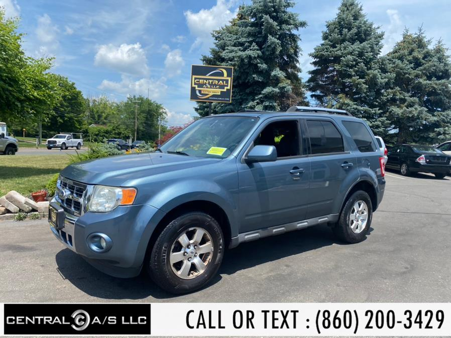 Used Ford Escape 4WD 4dr Limited 2010   Central A/S LLC. East Windsor, Connecticut