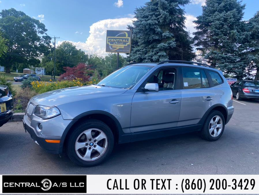 Used BMW X3 AWD 4dr 3.0si 2008   Central A/S LLC. East Windsor, Connecticut