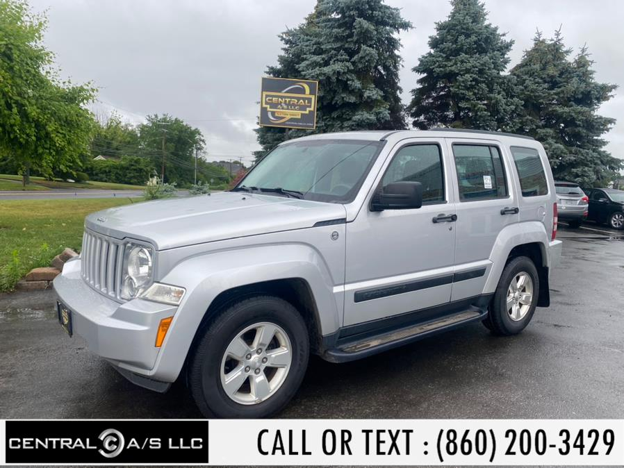 Used Jeep Liberty 4WD 4dr Sport 2012   Central A/S LLC. East Windsor, Connecticut