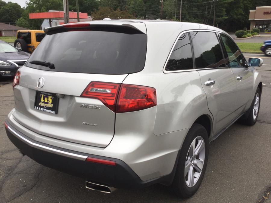 Used Acura MDX AWD 4dr Tech Pkg 2013 | L&S Automotive LLC. Plantsville, Connecticut