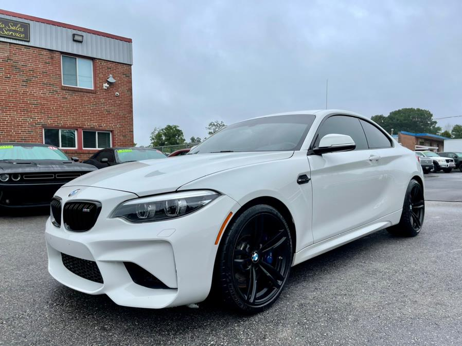 Used BMW M2 Coupe 2018 | Mike And Tony Auto Sales, Inc. South Windsor, Connecticut
