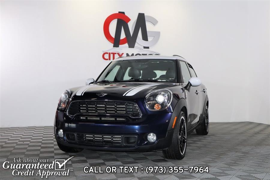 Used 2014 Mini Cooper s Countryman in Haskell, New Jersey | City Motor Group Inc.. Haskell, New Jersey