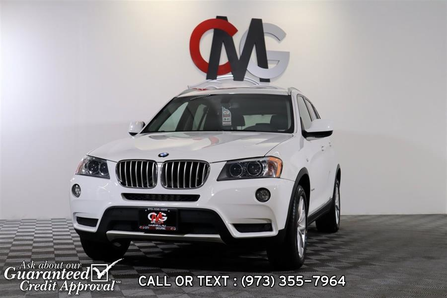 Used 2013 BMW X3 in Haskell, New Jersey | City Motor Group Inc.. Haskell, New Jersey