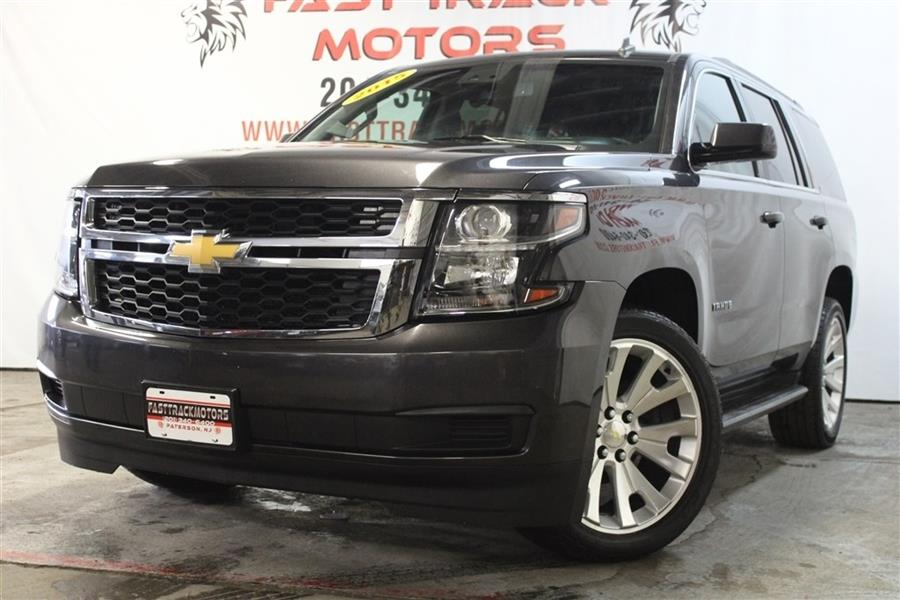 Used Chevrolet Tahoe K1500 LT 2015   Fast Track Motors. Paterson, New Jersey