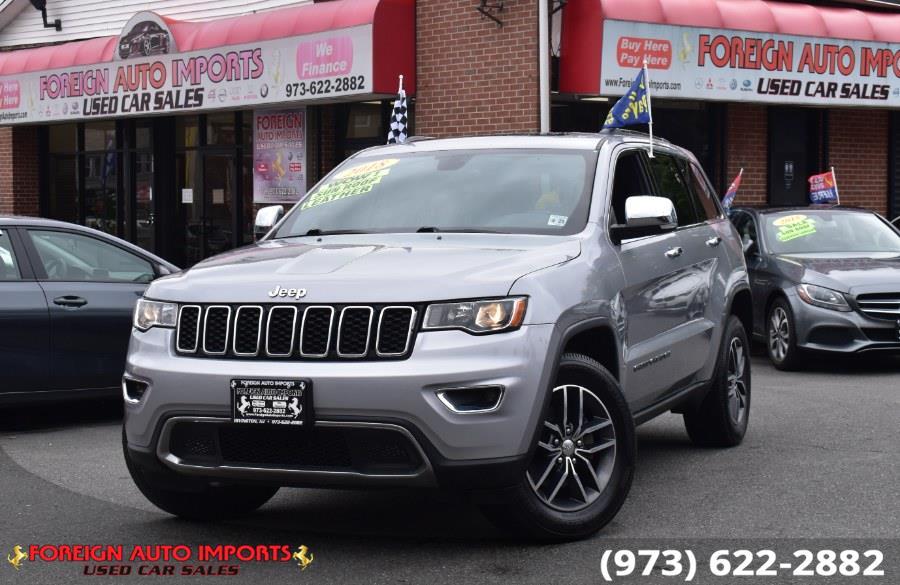 Used 2018 Jeep Grand Cherokee in Irvington, New Jersey   Foreign Auto Imports. Irvington, New Jersey