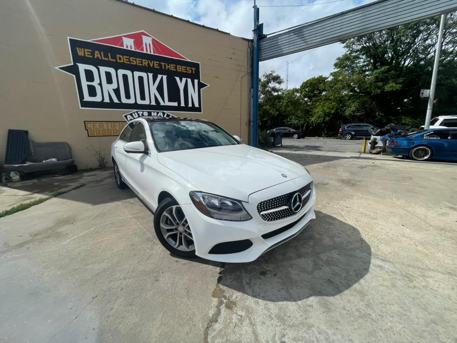 Used 2015 Mercedes-Benz C-Class in Brooklyn, New York | Brooklyn Auto Mall LLC. Brooklyn, New York