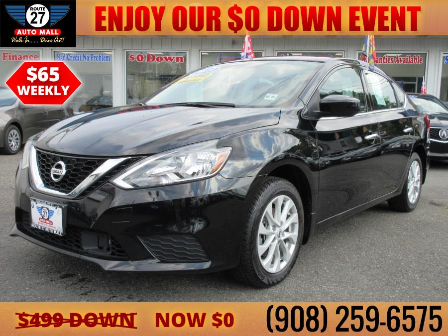 Used 2019 Nissan Sentra in Linden, New Jersey   Route 27 Auto Mall. Linden, New Jersey