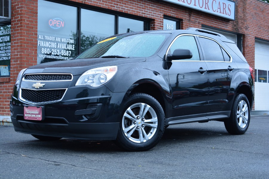 Used 2015 Chevrolet Equinox in ENFIELD, Connecticut | Longmeadow Motor Cars. ENFIELD, Connecticut
