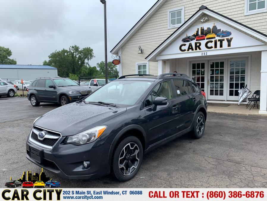 Used Subaru XV Crosstrek 5dr CVT 2.0i Limited 2015   Car City LLC. East Windsor, Connecticut