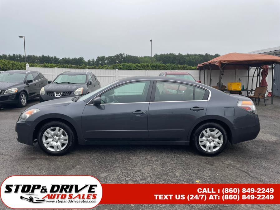 Used Nissan Altima 4dr Sdn I4 CVT 2.5 SL 2009 | Stop & Drive Auto Sales. East Windsor, Connecticut