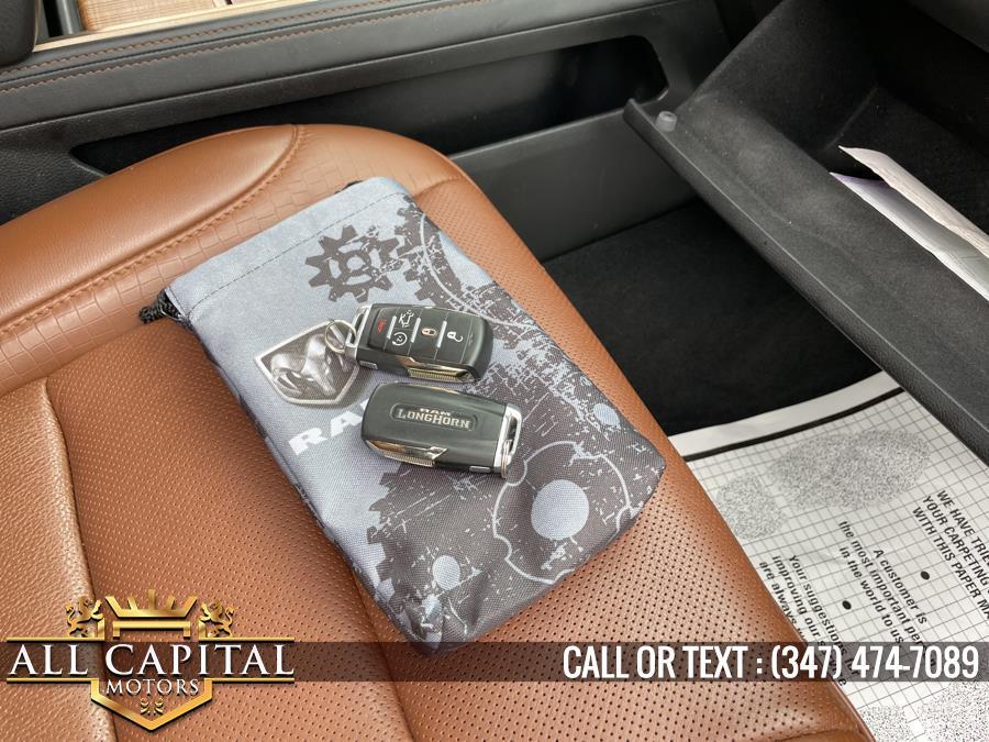 "Used Ram 1500 Longhorn 4x4 Crew Cab 5''7"" Box 2019 | All Capital Motors. Brooklyn, New York"