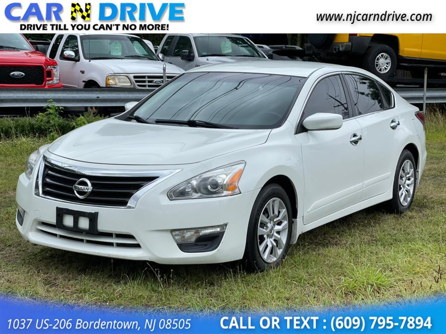 Used Nissan Altima 2.5 S 2015   Car N Drive. Bordentown, New Jersey