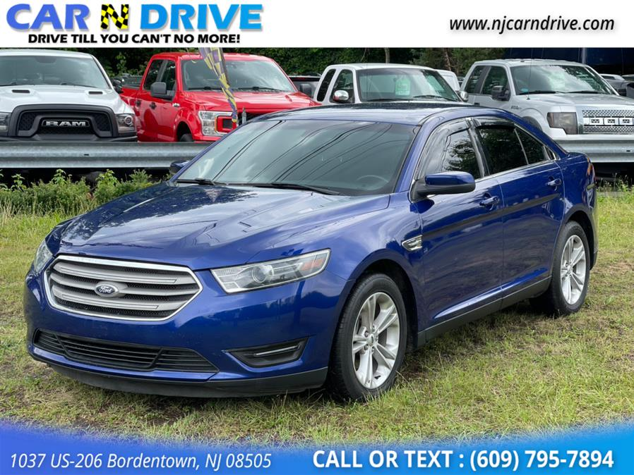 Used Ford Taurus SEL FWD 2015 | Car N Drive. Bordentown, New Jersey