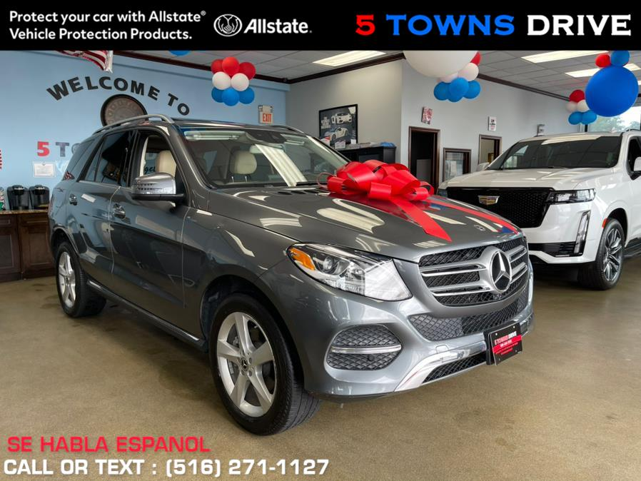 Used Mercedes-Benz GLE GLE 350 4MATIC SUV 2018   5 Towns Drive. Inwood, New York