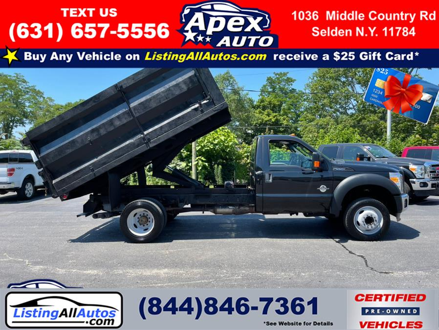 Used 2013 Ford Super Duty F-550 DRW in Patchogue, New York | www.ListingAllAutos.com. Patchogue, New York