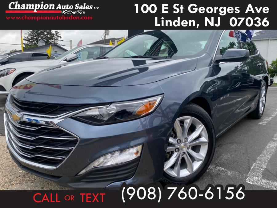 Used 2021 Chevrolet Malibu in Linden, New Jersey | Champion Auto Sales. Linden, New Jersey