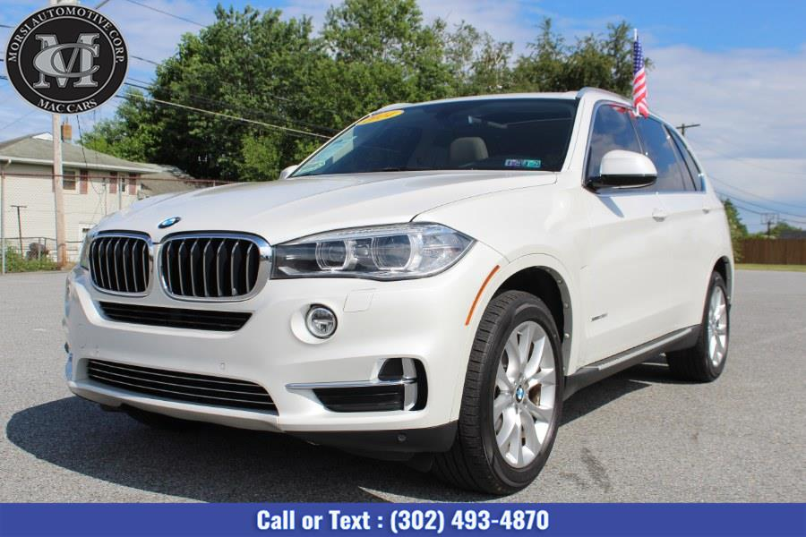 Used BMW X5 AWD 4dr xDrive35i 2014 | Morsi Automotive Corp. New Castle, Delaware