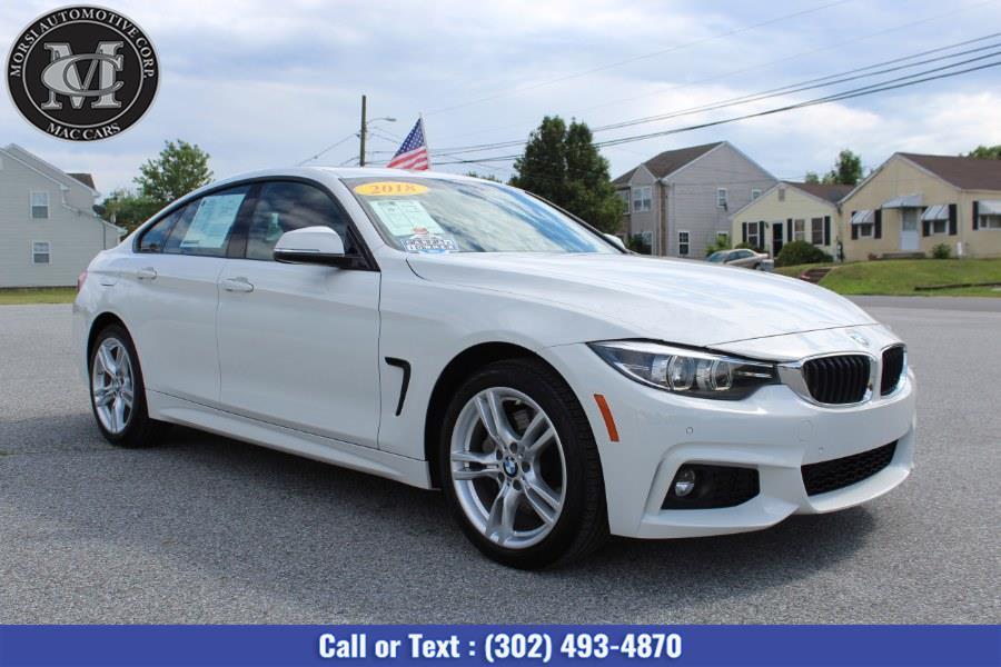 Used BMW 4 Series 430i xDrive Gran Coupe 2018 | Morsi Automotive Corp. New Castle, Delaware