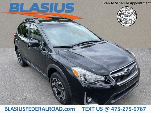 Used Subaru Crosstrek 2.0i Limited 2016   Blasius Federal Road. Brookfield, Connecticut