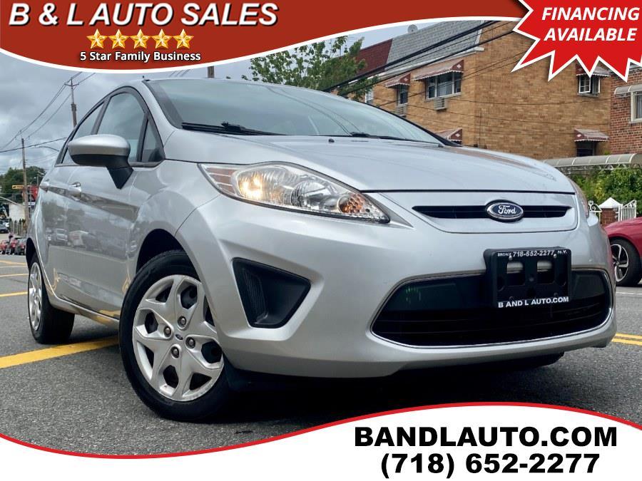 Used 2012 Ford Fiesta in Bronx, New York | B & L Auto Sales LLC. Bronx, New York