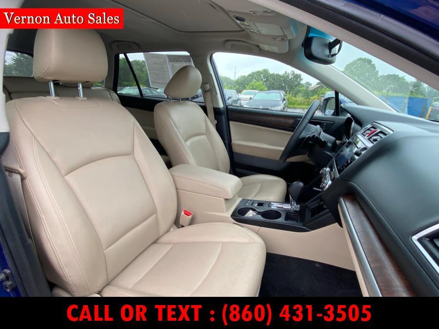 Used Subaru Outback 4dr Wgn 2.5i Limited PZEV 2015 | Vernon Auto Sale & Service. Manchester, Connecticut