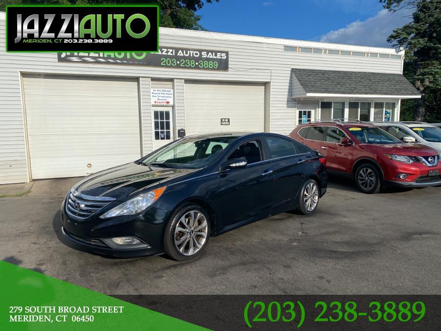 Used 2014 Hyundai Sonata in Meriden, Connecticut   Jazzi Auto Sales LLC. Meriden, Connecticut