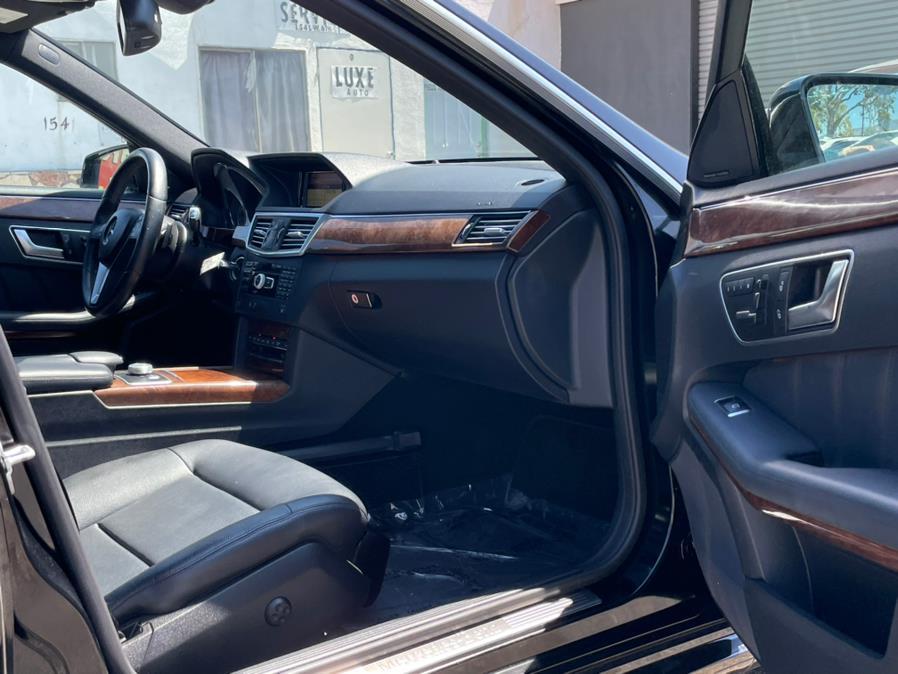 Used Mercedes-Benz E-Class E 350 Sedan 4D 2012   Green Light Auto. Corona, California