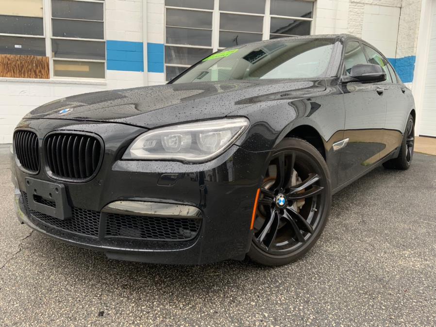 Used 2014 BMW 7 Series in Brockton, Massachusetts | Capital Lease and Finance. Brockton, Massachusetts