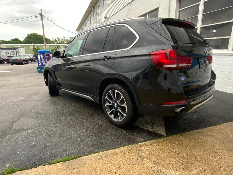 Used BMW X5 xDrive35i Sports Activity Vehicle 2017 | Capital Lease and Finance. Brockton, Massachusetts