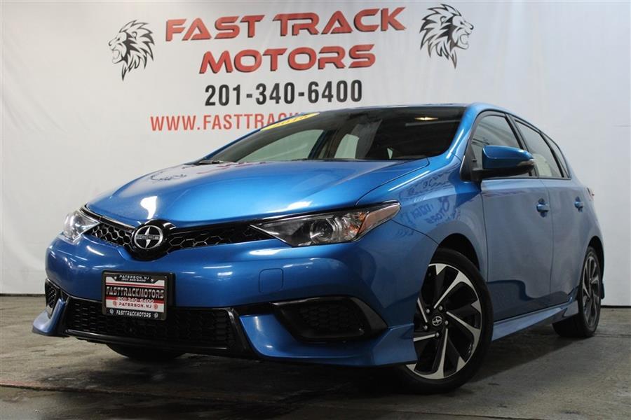 Used Scion Im  2016 | Fast Track Motors. Paterson, New Jersey