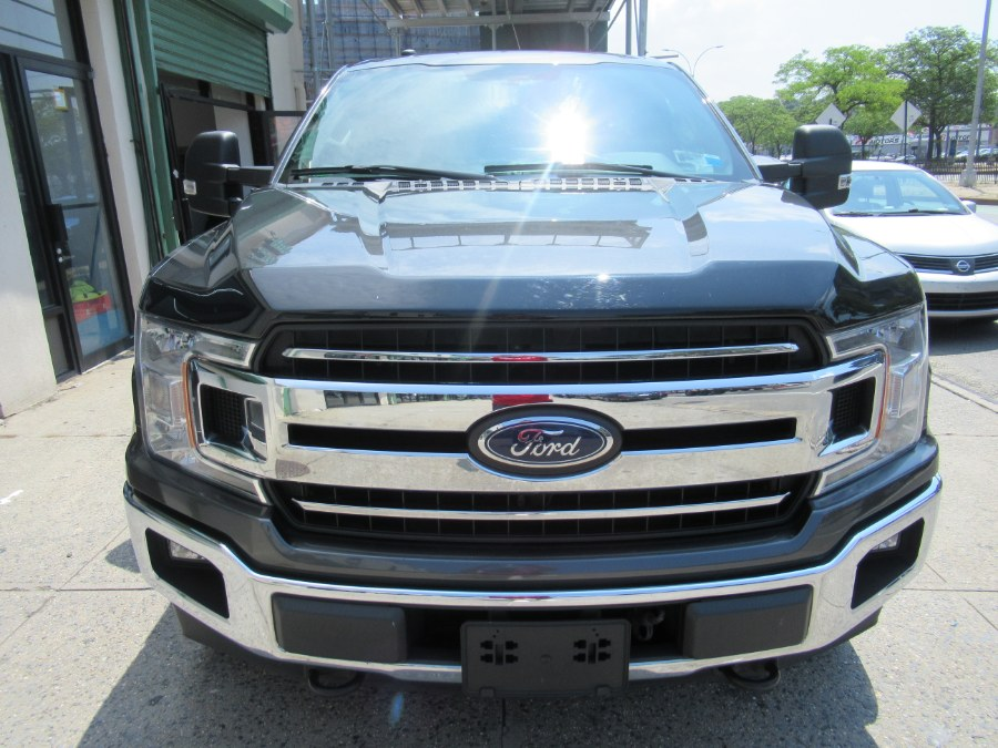 Used Ford F-150 XLT 4WD SuperCrew 5.5'' Box 2018 | Pepmore Auto Sales Inc.. Woodside, New York